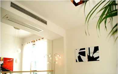 Evidenza clima comfort di fabio vallarino - Canalizzazione aria condizionata ...